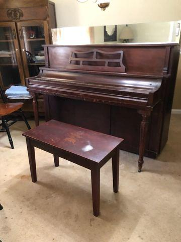 Upright Piano Removal in Atlanta, GA
