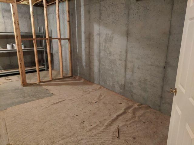 Basement Cleanout in Alpharetta, GA