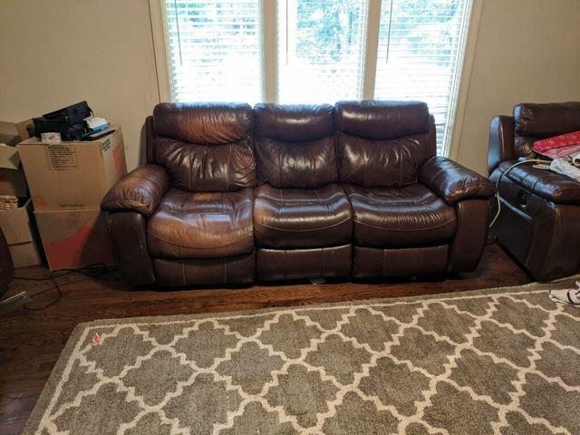 Leather Couch Removal in Doraville, GA