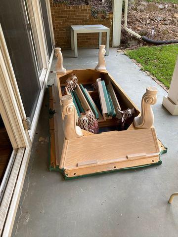 Pool Table Removal in Cumming, GA