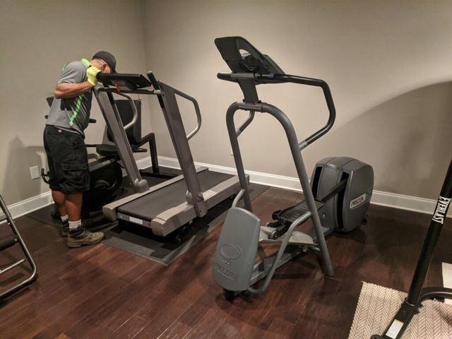 Exercise Equipment Removal in Dunwoody, GA