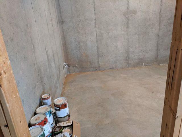 Basement cleanout in Cumming, GA