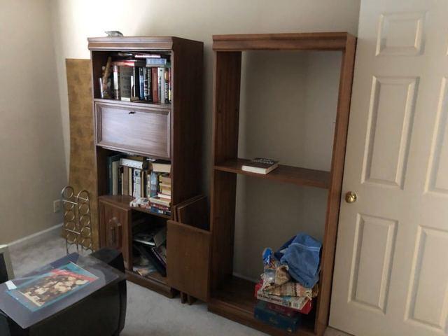 Bookshelf removal in Atlanta, GA