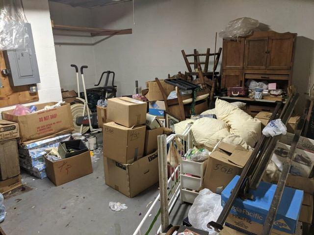 Basement Cleanout in Lawrenceville, Georgia
