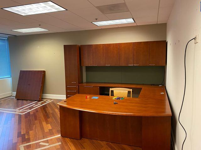 Office furniture removal in Atlanta, Georgia