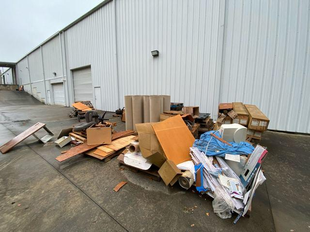 Junk removal for property managers in Roswell, Georgia.