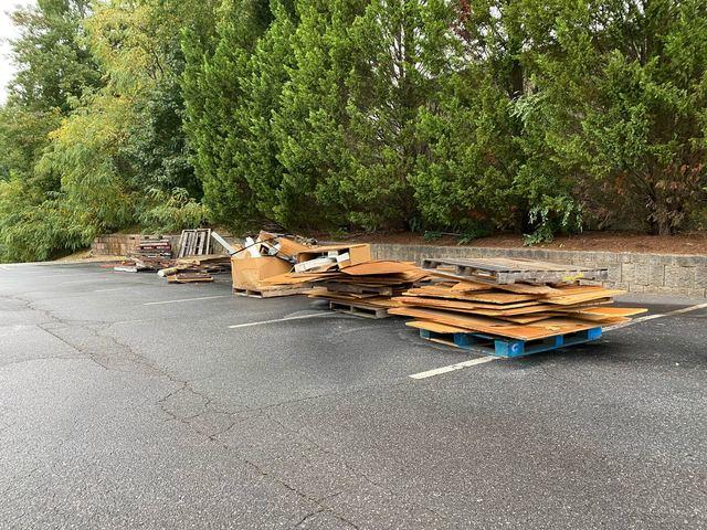 Warehouse Junk Removal in Roswell, Georgia