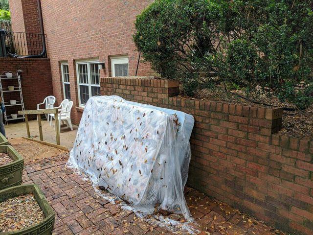 Old mattress removal in Milton, Georgia