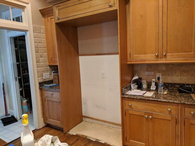 Appliance Removal in Marietta, Georgia.