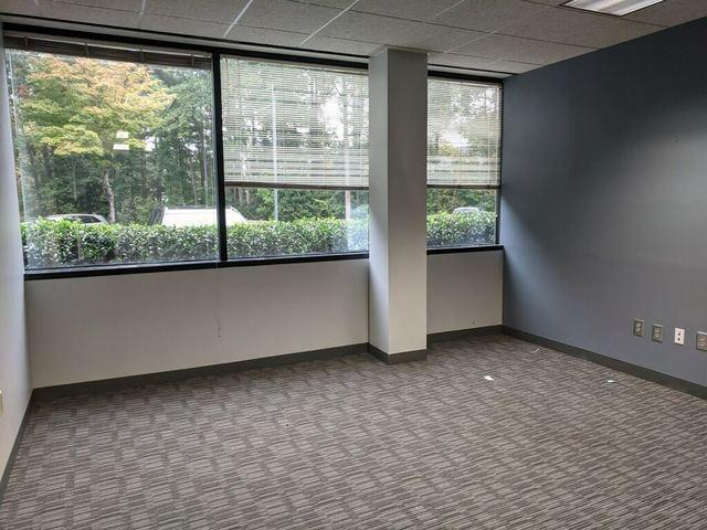 Office space cleanout in Atlanta, Georgia.