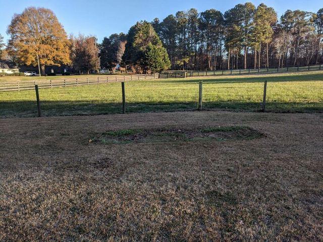Dog park ramp removal in Alpharetta, Georgia.