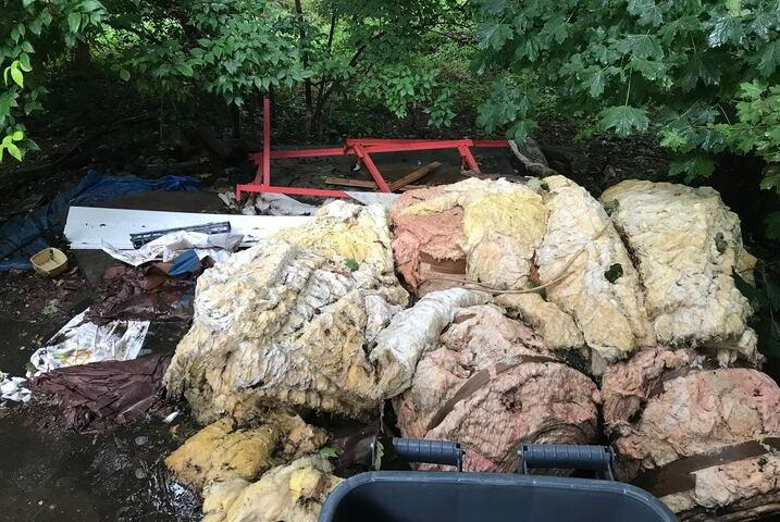 Junk Removal in Elkins Park, PA - Before Photo