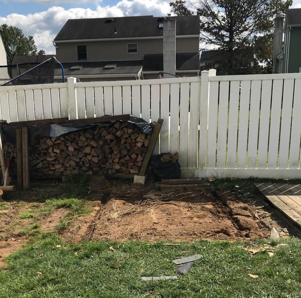 Shed Demo & Removal in Horsham, PA - After Photo