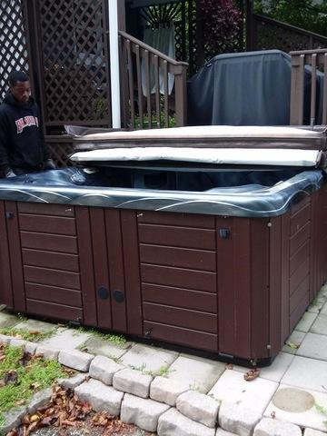 Hot Tub Removal in Flourtown, PA