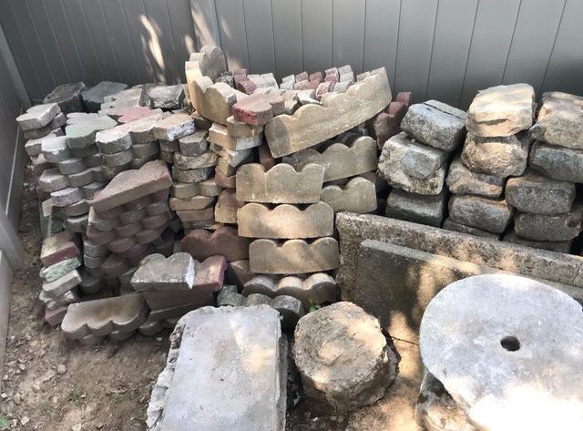 Yard Debris Removal in Huntingdon Valley
