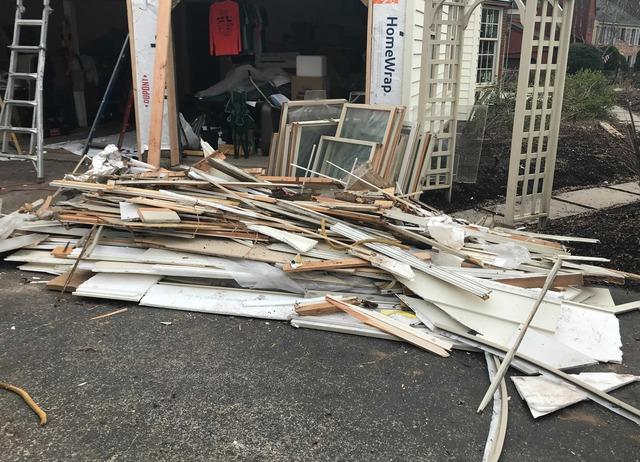 Construction Debris Removal in Flourtown, PA