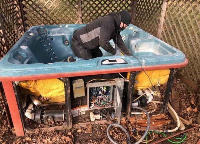 Hot Tub Removal in Southampton, PA