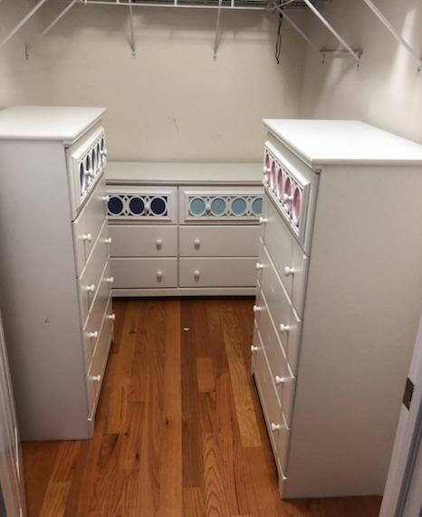Furniture removal Bridgewater - Before Photo