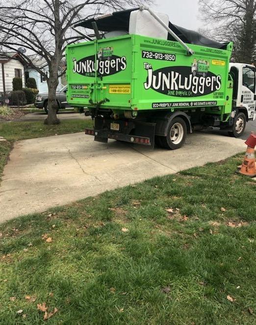 Furniture removal North Brunswick, NJ - After Photo