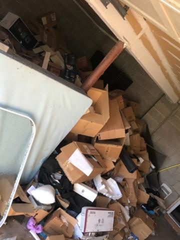 Basement Cleanout in Warren, NJ