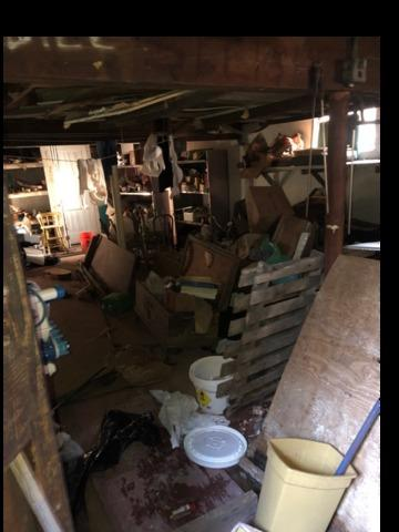 Basement clean out Somerville NJ