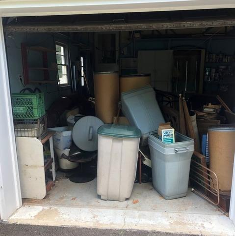 Garage Cleanout in Cranford, NJ
