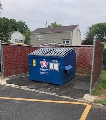 Dumpster Cleanup in South Bound Brook, NJ