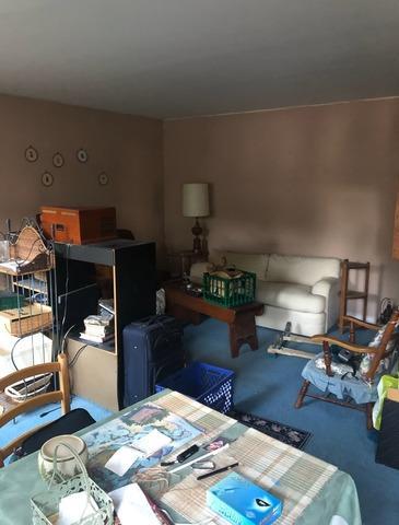 Apartment cleanout in Cranford, NJ