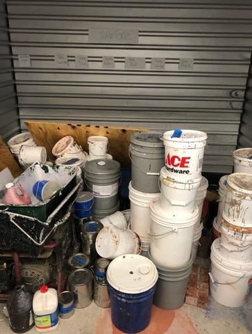 Storage unit clean out in Union, NJ