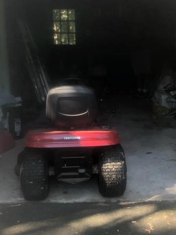 Lawnmower pickup in Piscataway, NJ