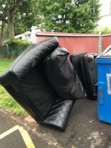 Dumpster Clean up South Bound Brook, NJ