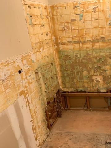 Bathroom Demolition in Bridgewater, NJ