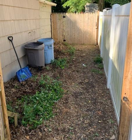 Yard clean up Dunellen, NJ