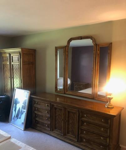 Bedroom furniture Bridgewater, NJ - Before Photo