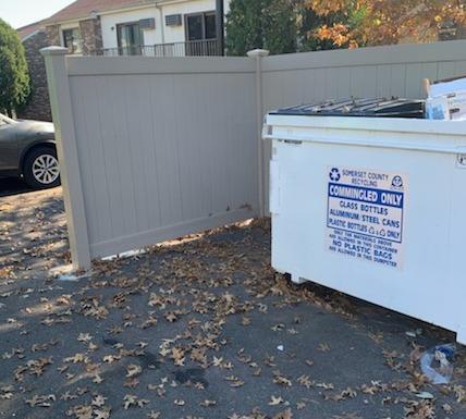 Dumpster Clean up Bridgewater, NJ