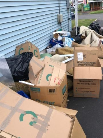 Out Door Junk Removal in Middlesex, NJ
