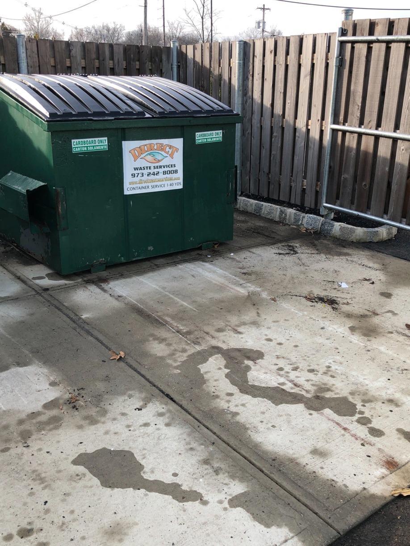 East Hanover Dumpster - After Photo