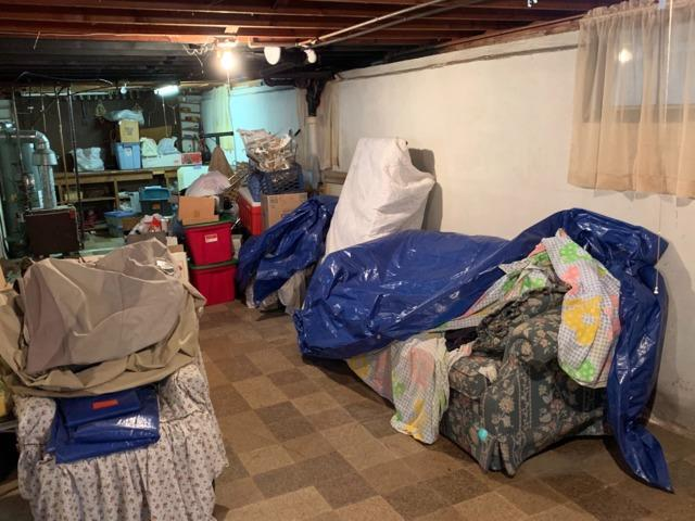 Basement Cleanout in New Milford, NJ