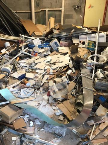 Commercial Cleanout in Hackensack, NJ