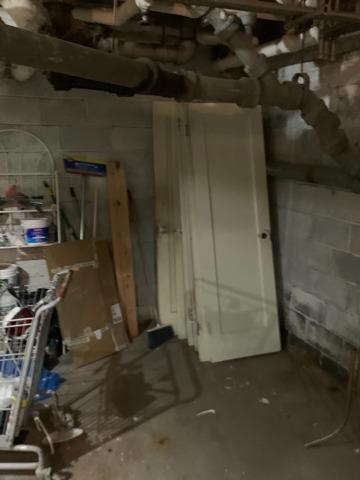 Commercial Basement Cleanout in East Orange, NJ