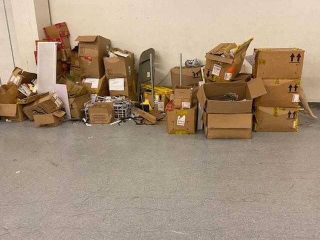 Bergenfield Storage Cleanout