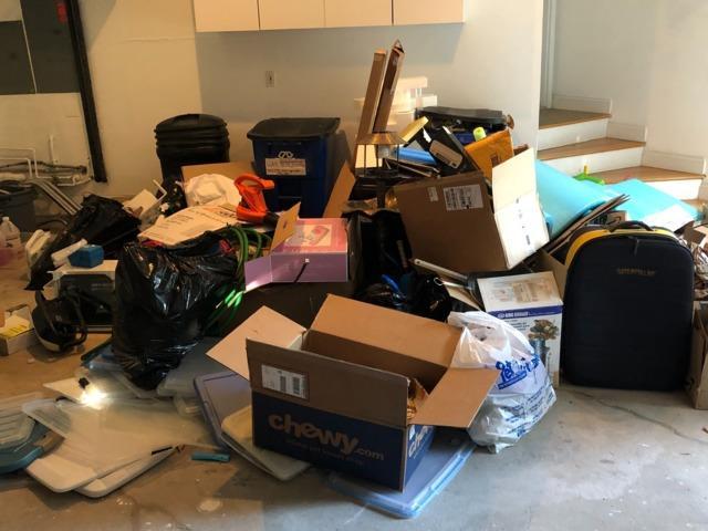 Garage Cleanout in Demarest, NJ