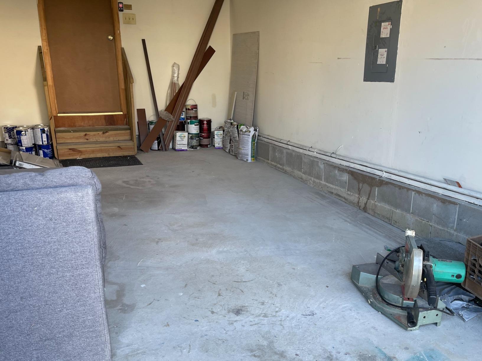 Bayville, NJ Garage Cleanout - After Photo