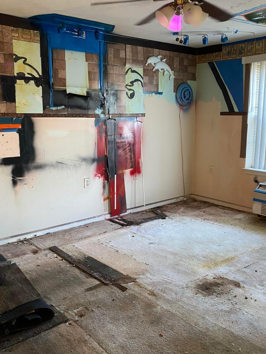 1 Bedroom Apartment Cleanout Tinton Falls, NJ 07753 - After Photo
