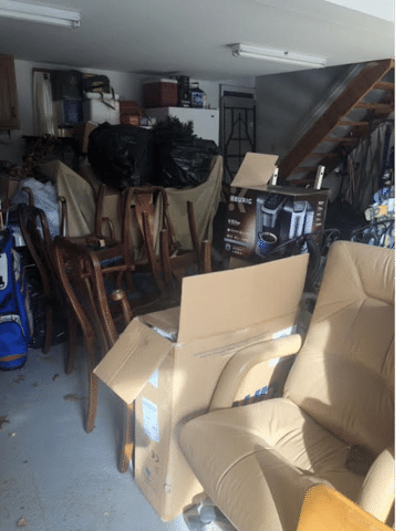 Garage Cleanout in Brielle, NJ