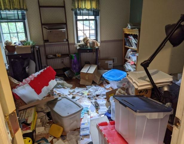 Red Bank, NJ Condo CleanOut