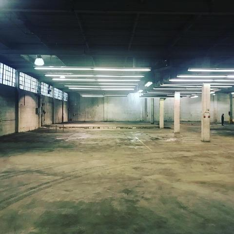 INDUSTRIAL WAREHOUSE CLEANOUT IN LONG ISLAND CITY, NY