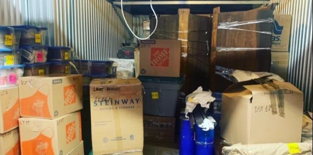 STORAGE UNIT CLEANOUT IN FLUSHING, NY