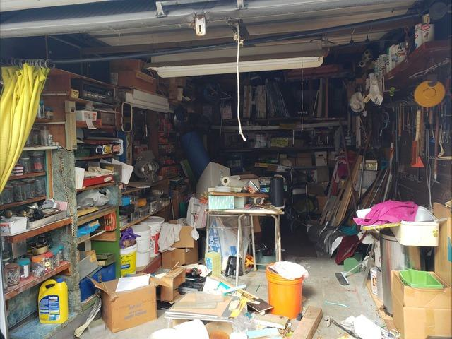 Garage Cleanout in Elmhurst, NY