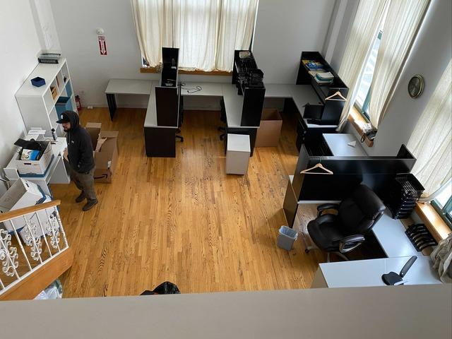 Office Cleanout in Long Island City, NY
